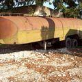 Полуприцеп ЧМЗАП-5524П топливозаправщика ТЗ-22, г. Гудаута, Республика Абхазия