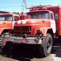 Пожарный автомобиль рукавный АР-2(131)-133, г. Сочи, ПЧ-13, пос. Адлер