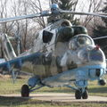 Ми-24 Конотопский музей авиации