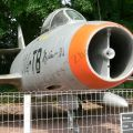 Dassault MD-454 Mystere IVA, Chateau de Savigny-les-Beaune, France