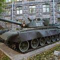 Walkaround основной боевой танк Т-72, штаб Центрального военного округа, Екатеринбург, Россия