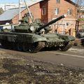 Walkaround основной боевой танк Т-72Б3, репетиция парада Победы 2016, Екатеринбург, Россия