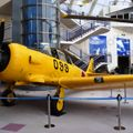 North American T-6G Texan, Tokorozawa Aviation Museum, Japan